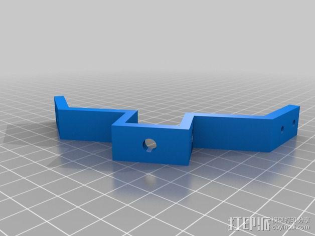 挤出机套件 3D模型  图8