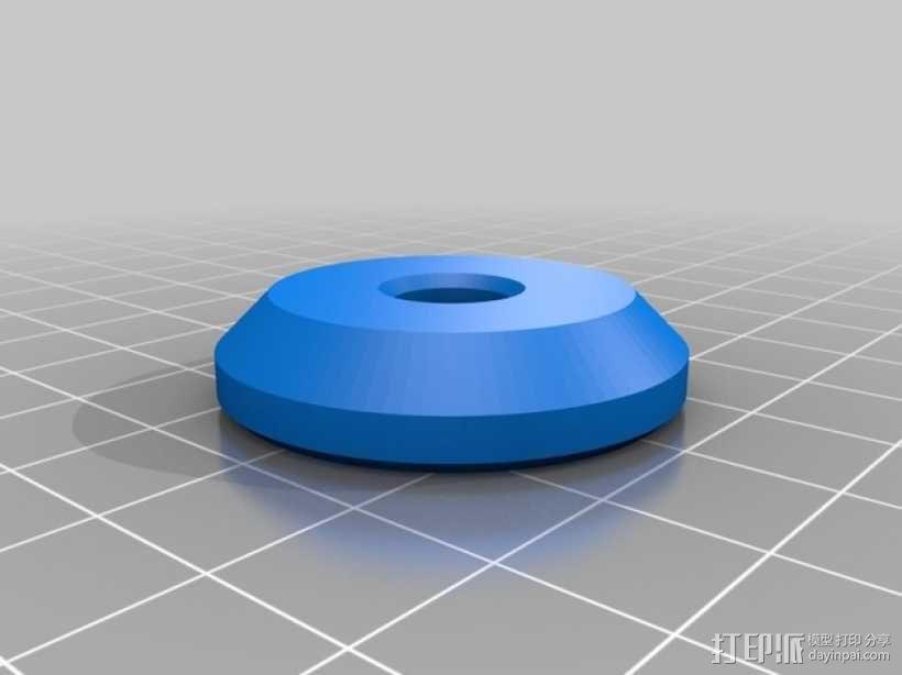 线材轴 线轴 3D模型  图8