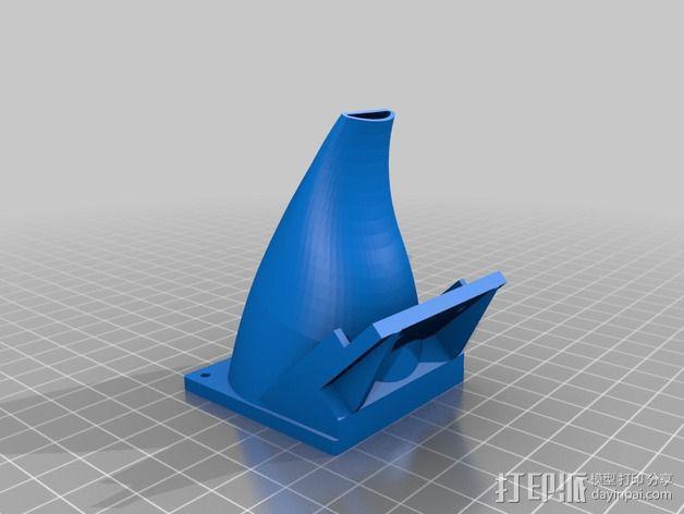 挤出机 3D模型  图12