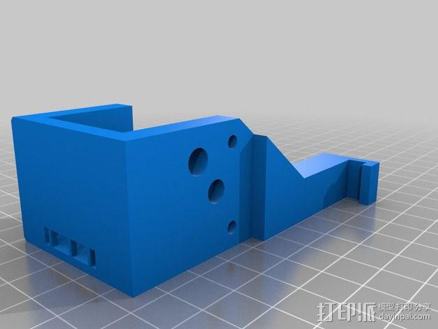 导线器 线材导轨 3D模型  图2