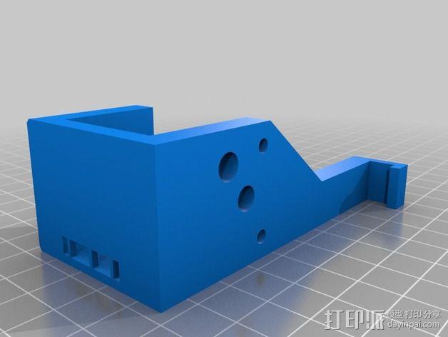 导线器 线材导轨 3D模型  图3