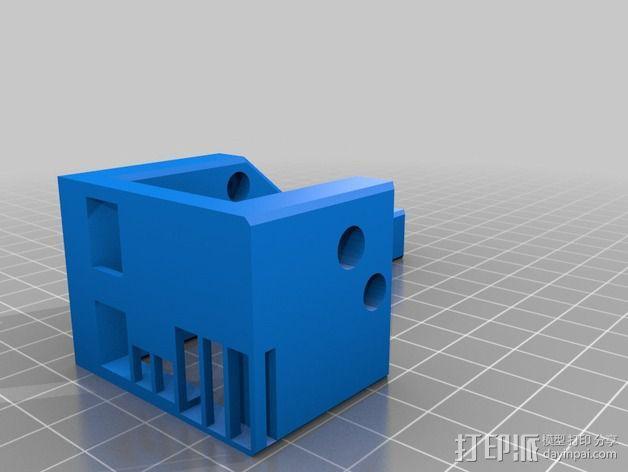 导线器 线材导轨 3D模型  图5