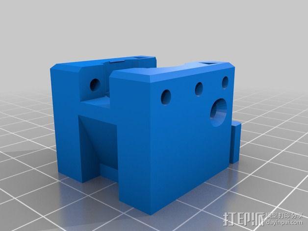 导线器 线材导轨 3D模型  图9