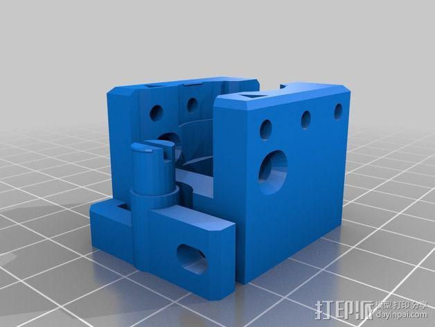 导线器 线材导轨 3D模型  图8