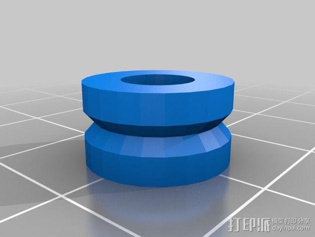 导线器 线材导轨 3D模型  图11