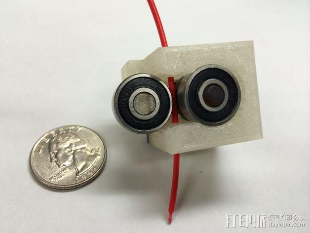 导线器 线材导轨 3D模型  图10