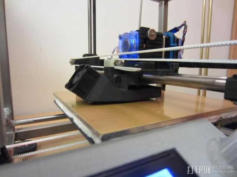 GRRF PRotos打印机 3D模型  图7