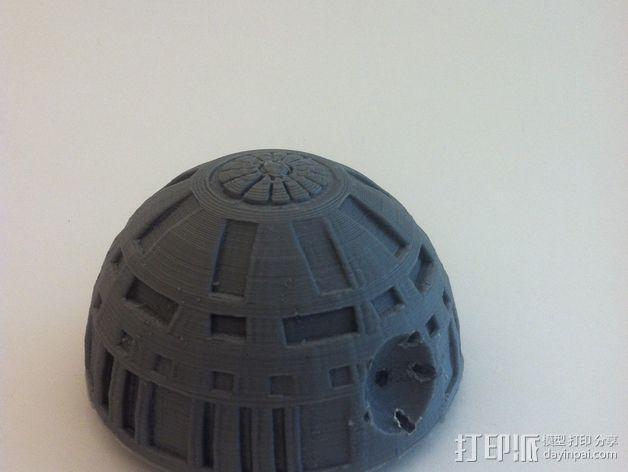 死亡星球球形灯 3D模型  图7