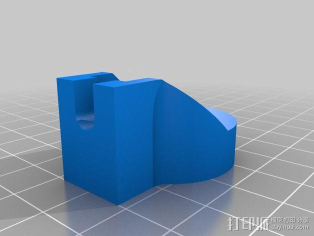 Velleman K8200打印机Z轴 3D模型  图5