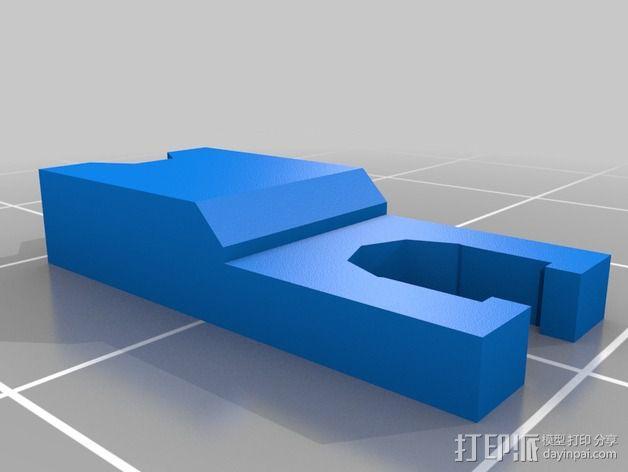 挤出机 3D模型  图3