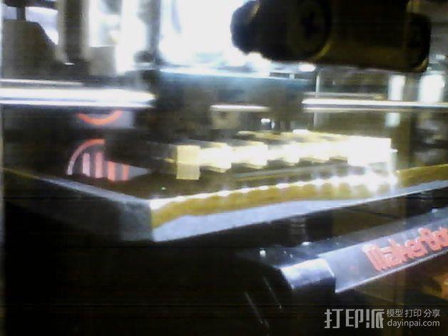 打印机相机支架 3D模型  图5