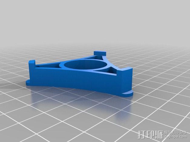 线轴架 3D模型  图13