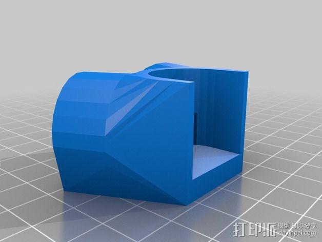 线轴架 3D模型  图16