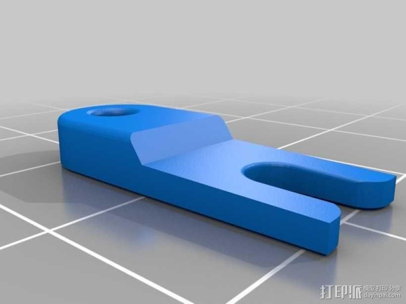弹簧式挤出机 3D模型  图10