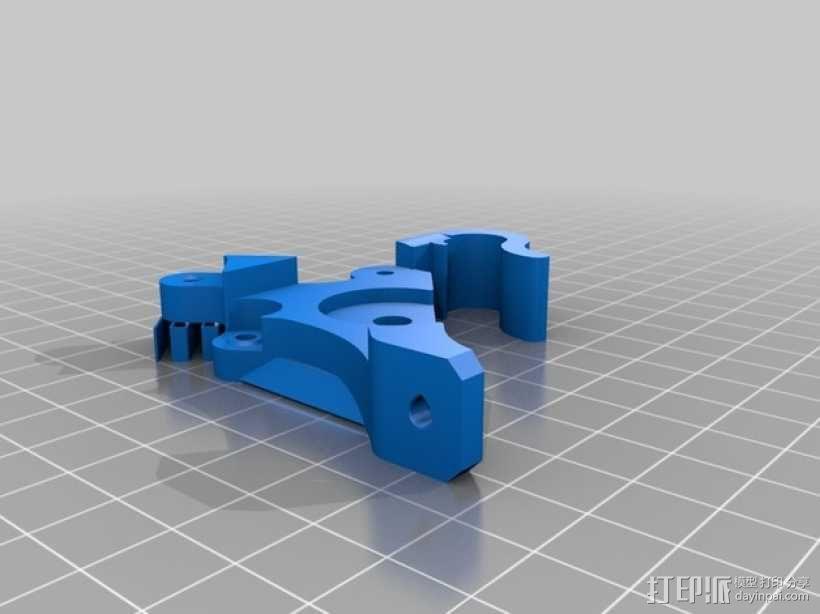 弹簧式挤出机 3D模型  图12