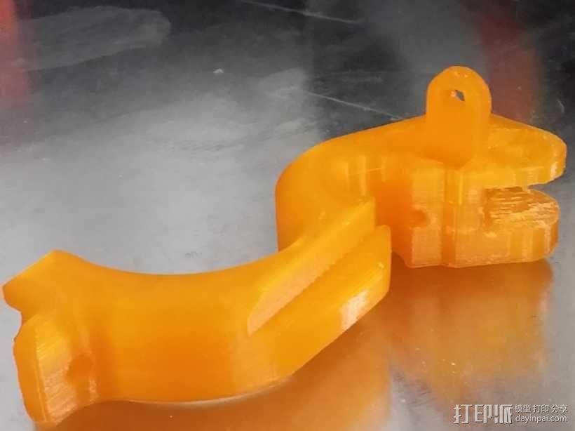 弹簧式挤出机 3D模型  图14
