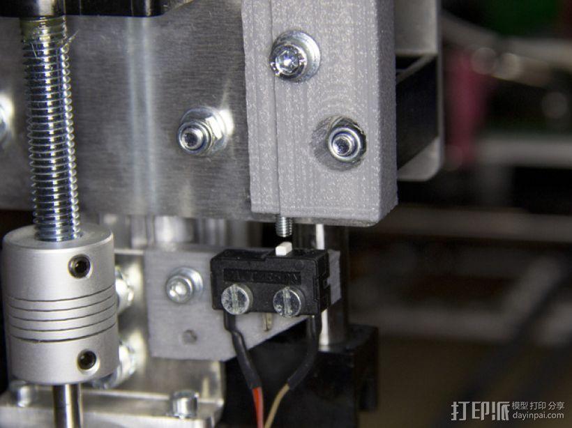 Z轴调平器 3D模型  图1