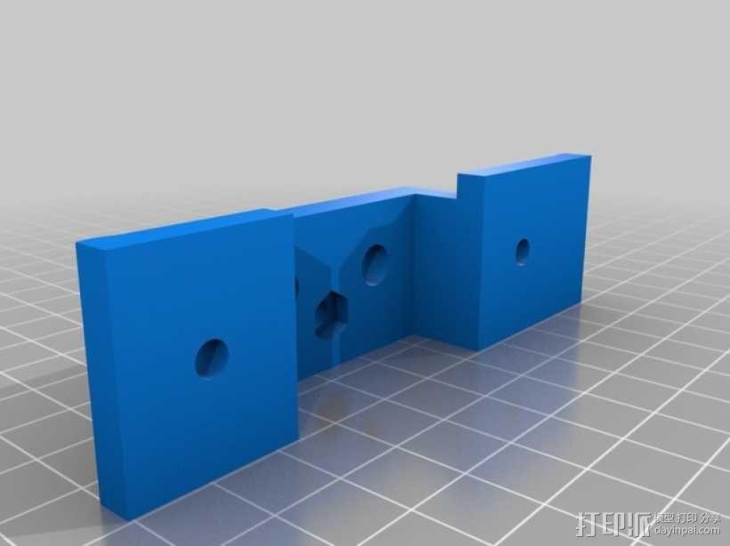 双挤出机 3D模型  图8