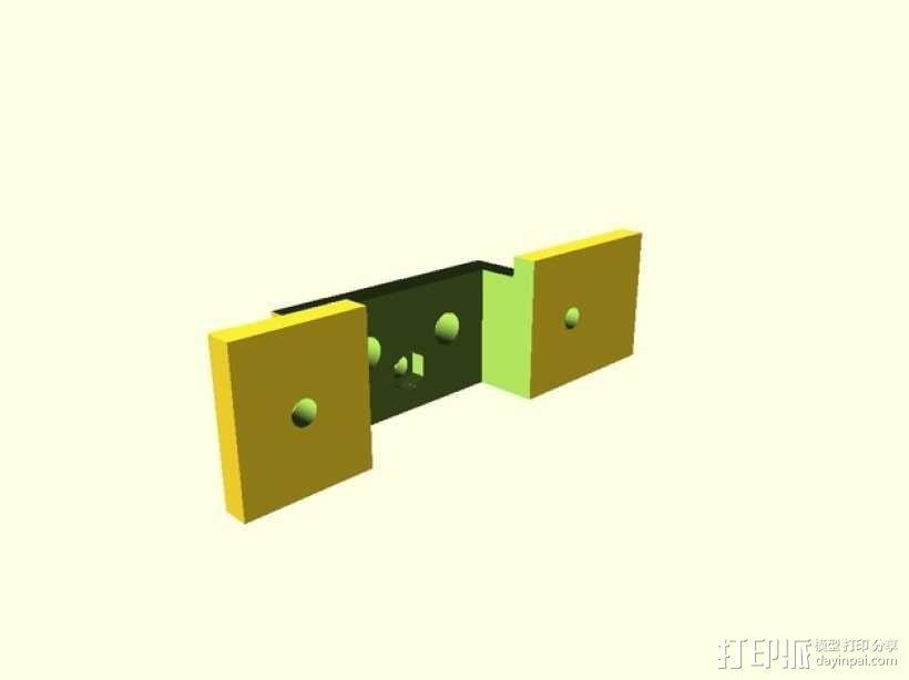 双挤出机 3D模型  图9