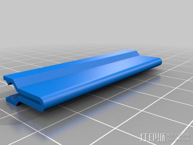 剃须刀 3D模型  图6