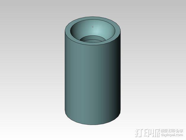 打印机磁力套件 3D模型  图4