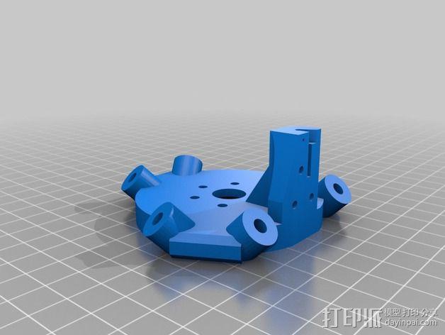 打印机磁力套件 3D模型  图11
