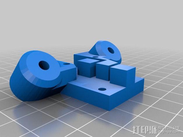 打印机磁力套件 3D模型  图12
