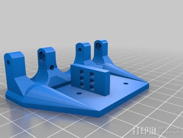 Cherry Pi II打印机 3D模型  图3