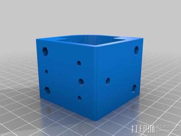 Cherry Pi II打印机 3D模型  图2