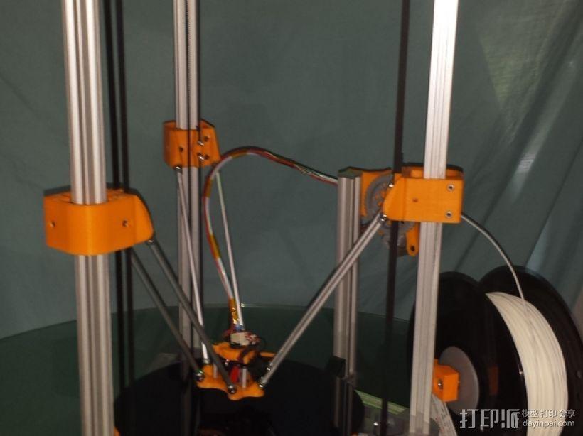 Cherry Pi II打印机 3D模型  图1