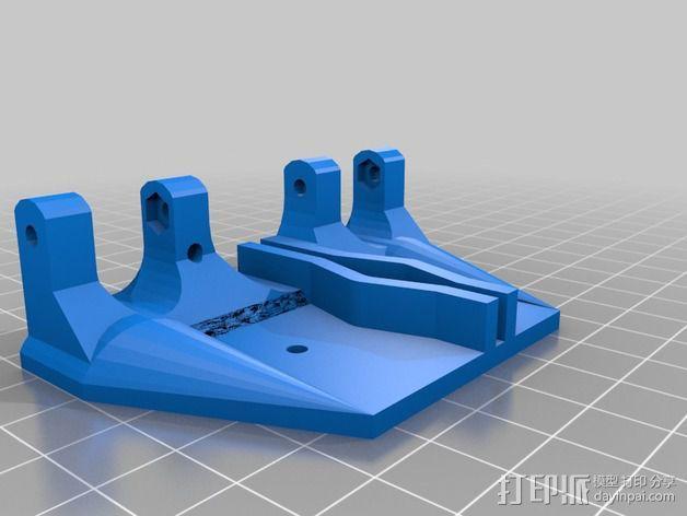 Cherry Pi II打印机 3D模型  图4