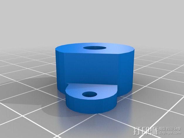 Cherry Pi II打印机 3D模型  图7