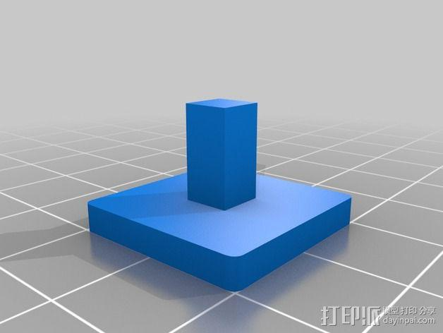 Cherry Pi II打印机 3D模型  图13