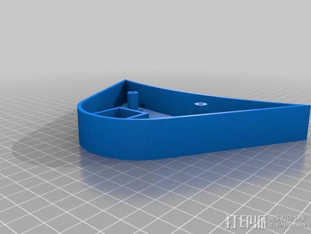 Cherry Pi II打印机 3D模型  图17