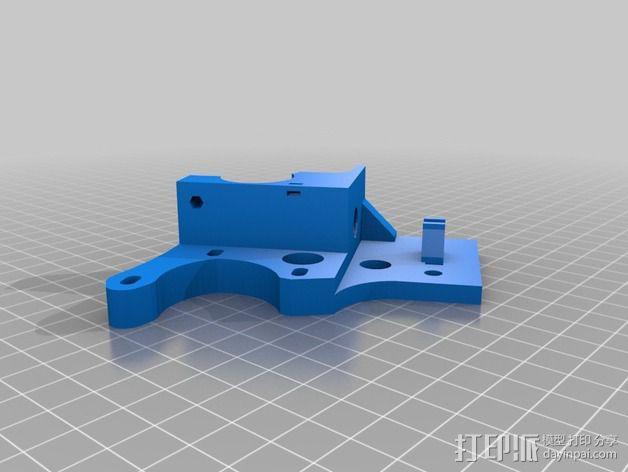 Cherry Pi II打印机 3D模型  图20