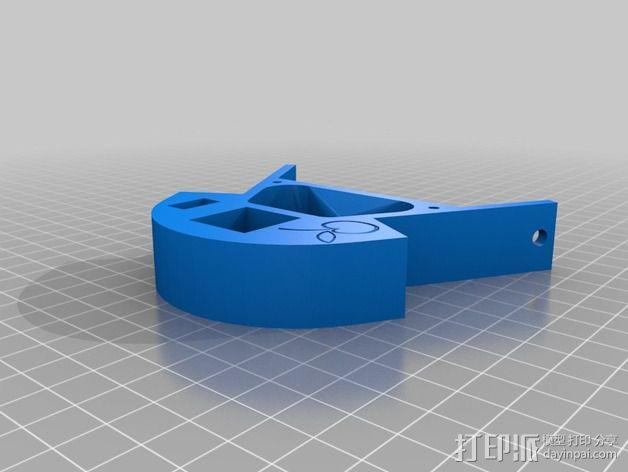 Cherry Pi II打印机 3D模型  图21