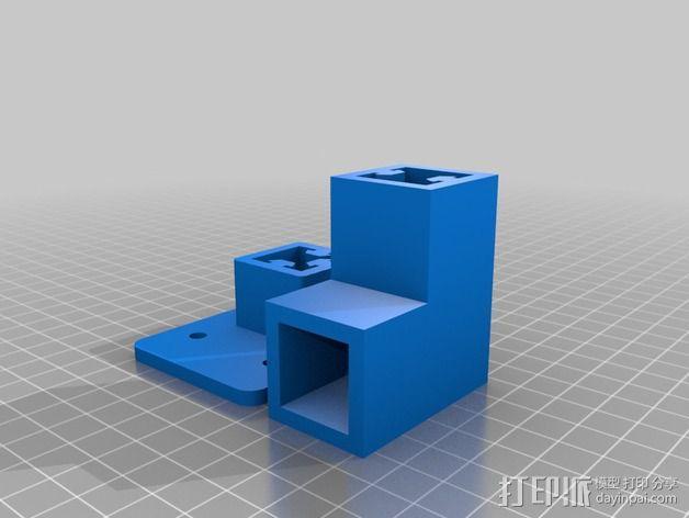 Cherry Pi II打印机 3D模型  图22