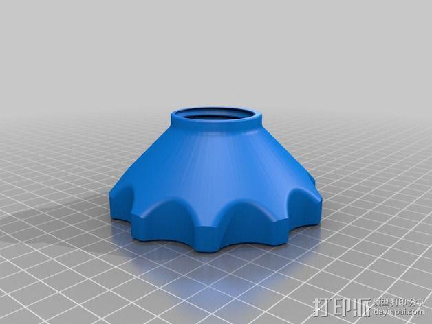 Cherry Pi II打印机 3D模型  图27