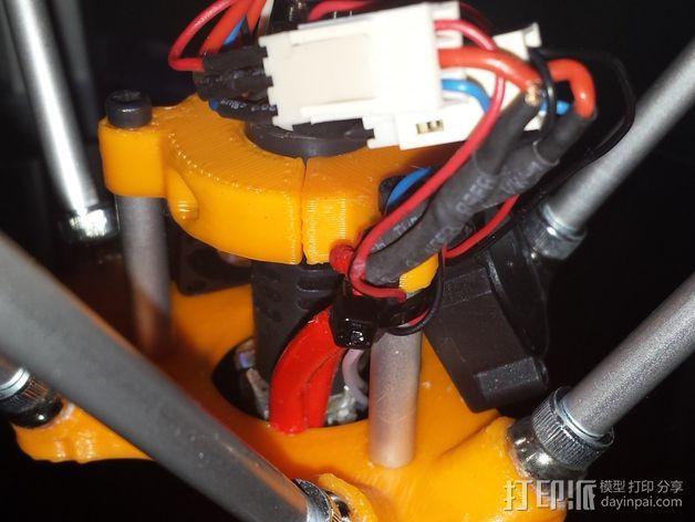 Cherry Pi II打印机 3D模型  图29