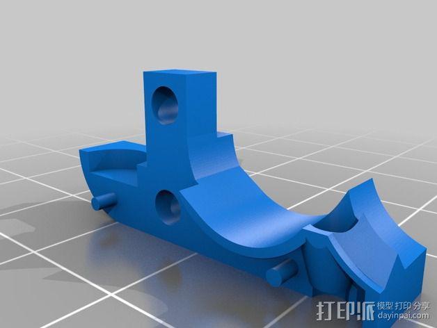送料器 3D模型  图2