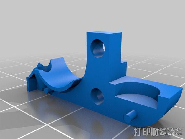 送料器 3D模型  图3