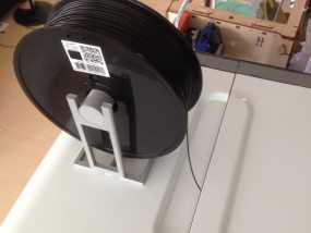 线材架 线轴架 3D模型