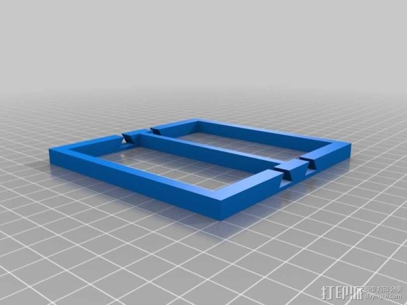 线材架 线轴架 3D模型  图6