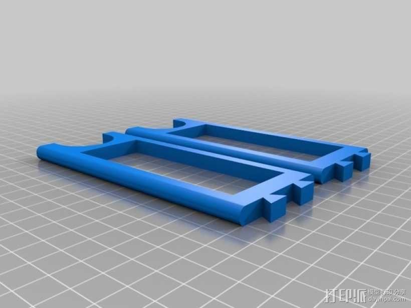 线材架 线轴架 3D模型  图7