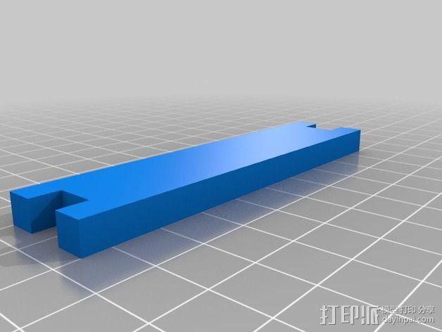 线轴架 3D模型  图7