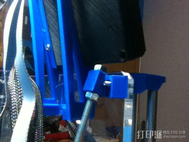 液晶显示屏外框 3D模型  图4