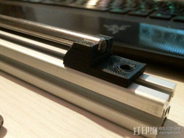 MendelMax 2.0打印机部件 3D模型  图7