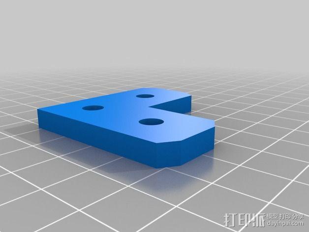 MendelMax 2.0打印机部件 3D模型  图5