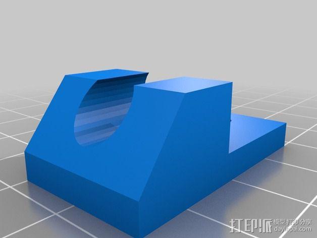 MendelMax 2.0打印机部件 3D模型  图6