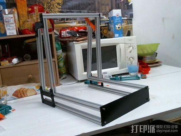MendelMax 2.0打印机部件 3D模型  图12